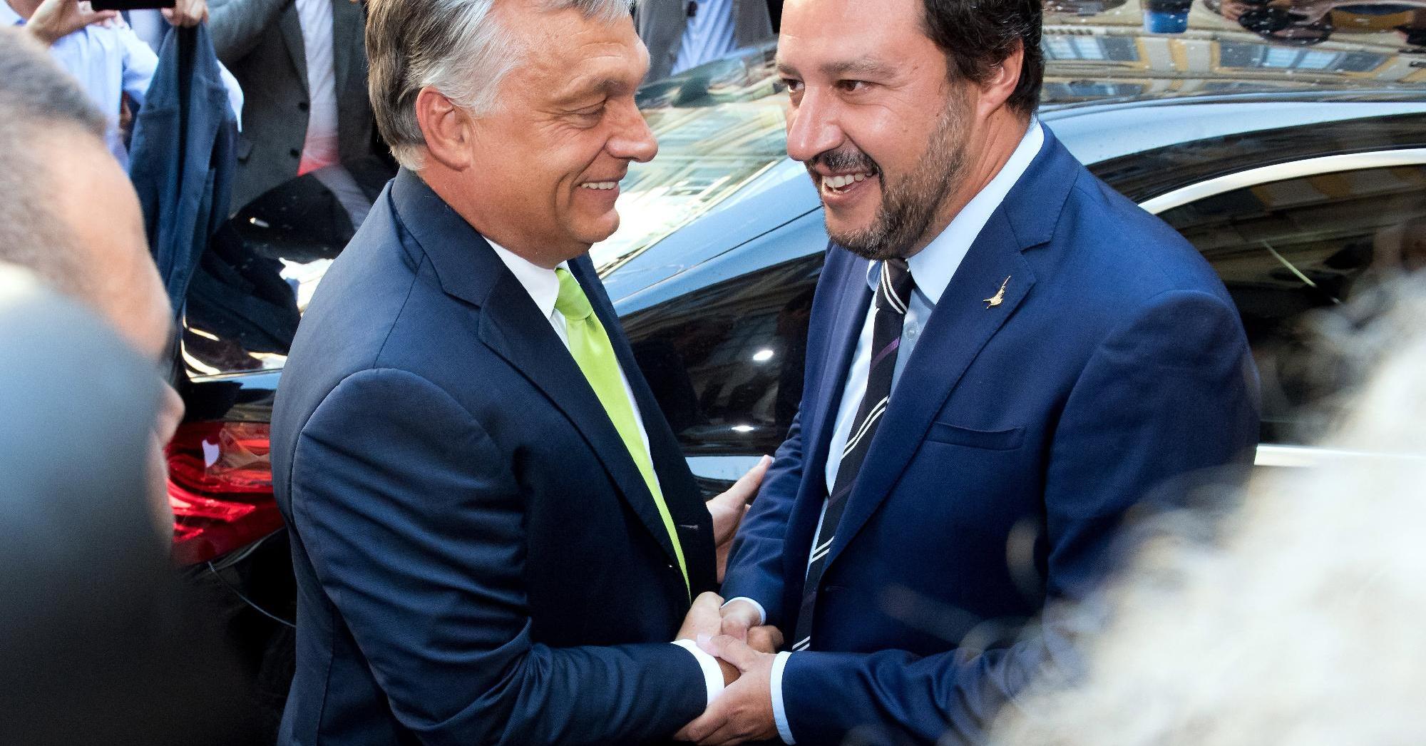 Salvini és Morawiecki szövetségét keresi a Fidesz