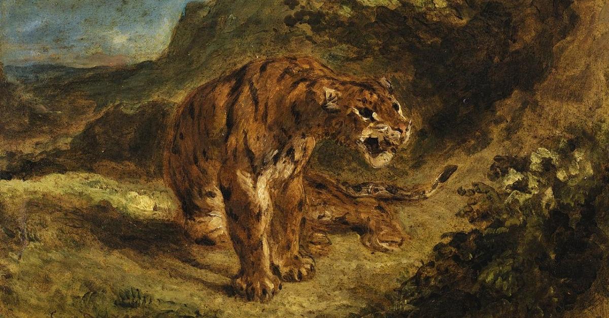 Mordecháj Avi-Saul: Hogyan küzdjünk a tigrisek ellen