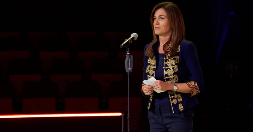 Varga Judit szerint a kormány megvédi Sorost, ha valaki a származása miatt támadja
