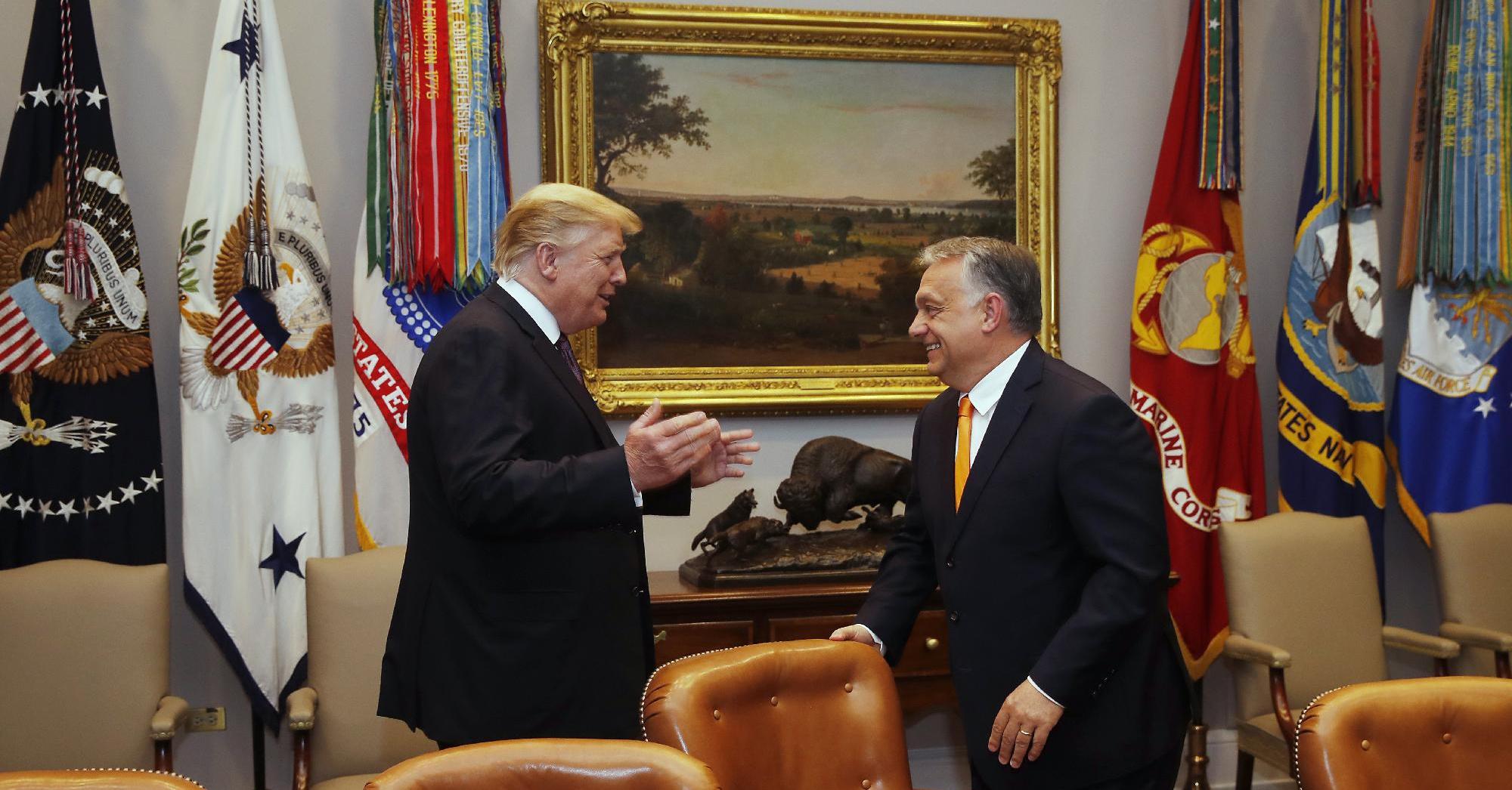 Feszültnek ígérkezik az amerikai-magyar viszony