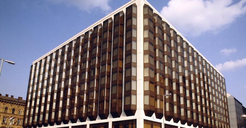 Budapesti szállodák egykor és ma