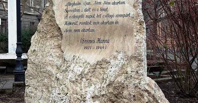 Szenes Hanna: Az izraeli rokonok tiltakoznak a magyar ünneplés miatt