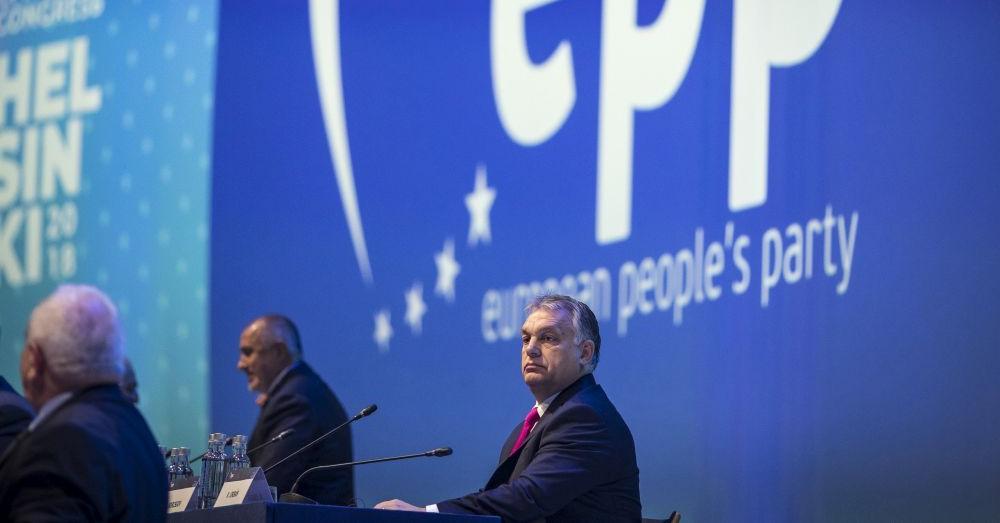 A járvány után döntenek a Fidesz tagságáról az Európai Néppártban
